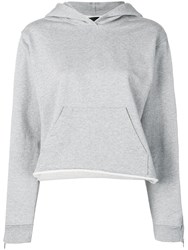 Rta Classic Pull Over Hoodie Grey