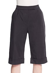 J.W.Anderson Asymmetrical Shorts Black