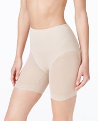 Miraclesuit Shapewear Extra Firm Control Rear Lifting Boy Shorts 2776 Nude