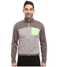 Pearl Izumi Select Escape Softshell Jacket Smoked Monument Men's Coat Gray