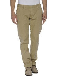 Truenyc. Trousers Casual Trousers Men Khaki