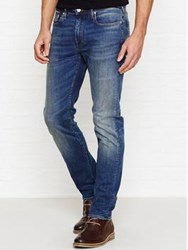 Paul Smith Ps By Straight Leg Jeans Antique Wash
