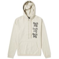 Brain Dead Missile Command Hoody Neutrals