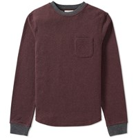 Oliver Spencer Rica Crew Sweat Grey