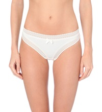 Princesse Tam Tam Beauty Tanga Blush White