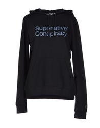 Wesc Sweatshirts Black