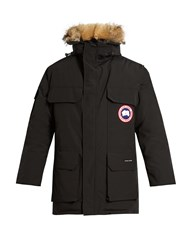 Canada Goose Expedition Down Parka Black
