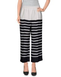 I'm Isola Marras Trousers Casual Trousers Women White