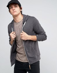 Esprit Zip Through Hoodie 001 Black