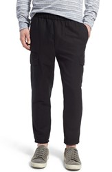 Men's Vince Pull On Linen Blend Cargo Pants