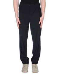 Emporio Armani Casual Pants Dark Blue