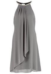 S.Oliver Cocktail Dress Party Dress Taupe