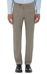 Isaia Gregory Trousers Nude