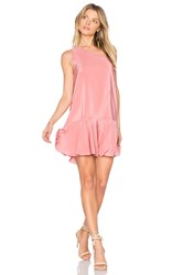 Amanda Uprichard Rhodes Dress Pink