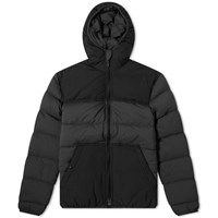 Filson Featherweight Hooded Down Jacket Black