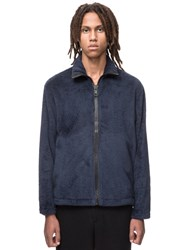 Our Legacy Funnel Blouson Blue