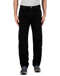 Roy Rogers Roy Roger's Trousers Casual Trousers Men Black