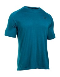 Under Armour Ua Tech Short Sleeve Tee Peacock