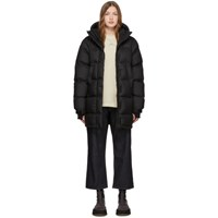 The North Face Black Down Vistaview Coat