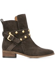 See By Chloe 'Janis' Boots Grey