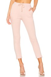 Lovers Friends Liam Jogger Blush
