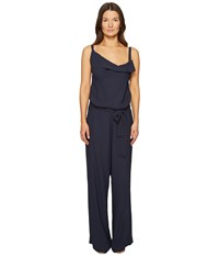 Vivienne Westwood Tube Jumpsuit Navy Women's Jumpsuit And Rompers One Piece