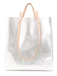 Gloria Coelho Bucket Bag Grey