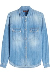 7 For All Mankind Seven Chambray Shirt