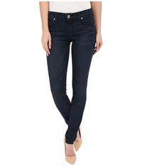 Level 99 Liza Skinny In Ocean Ocean Women's Jeans Blue