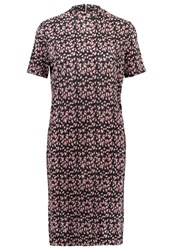 Pieces Pclommo Summer Dress Copper Brown