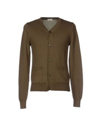 Dries Van Noten Cardigans Military Green