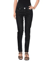 S.O.S By Orza Studio Denim Denim Trousers Women Black
