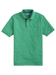 Joules Woody Slim Fit Polo Shirt Bright Green