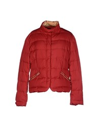 Alviero Martini 1A Classe Coats And Jackets Down Jackets Women Red