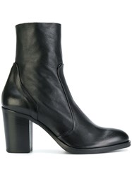 Strategia Classic Fitted Boots Black