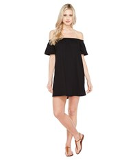 Culture Phit Oriana Off The Shoulder Dress Black Women's Dress