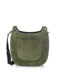 Jason Wu Basic Saddle Bag Olive