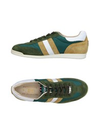 D'acquasparta Sneakers Military Green