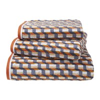 Olivier Desforges Cesar Ocre Towel Yellow