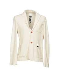 Bark Suits And Jackets Blazers Ivory