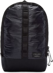Rag And Bone Navy And Black Derby Backpack