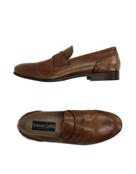 Gianfranco Lattanzi Footwear Moccasins Men Khaki