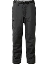 Craghoppers Men's Classic Kiwi Trousers Grey