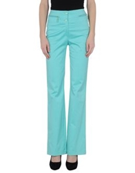 Escada Casual Pants Light Green