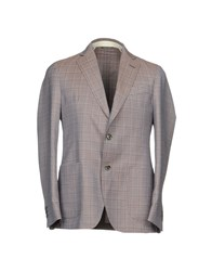 Tombolini Suits And Jackets Blazers Lilac