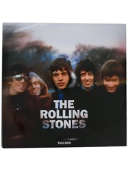 Taschen The Rolling Stones Hardback Multicolour