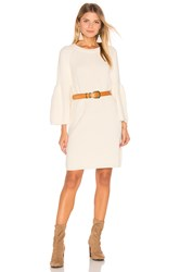 Minkpink Shameless Sweater Dress Cream