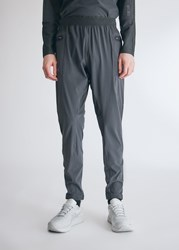 Asics Reigning Champ Hybrid Running Pant In Graphite Grey Size Small Spandex