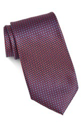 Nordstrom Men's Men's Shop 'Small Neat' Geometric Silk Tie