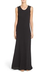 Women's James Perse Cotton Flare Maxi Dress